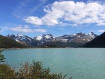 Ushuaia (argentina) fotografia stock