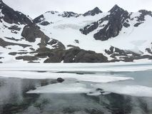 Ushuaia (Argentina) Obrazy Royalty Free