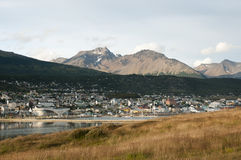 Ushuaia - Argentina Royaltyfri Bild