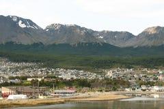 Ushuaia - Argentina Royaltyfria Bilder