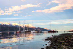 Ushuaia, Argentina Royalty Free Stock Photography