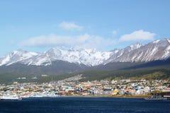 Ushuaia, Argentina Royalty Free Stock Photos