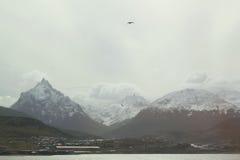 Ushuaia, Argentine Photos libres de droits