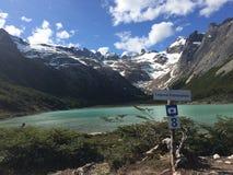 Ushuaia (Argentine) Photos libres de droits