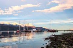 Ushuaia, Argentinië Royalty-vrije Stock Fotografie