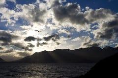 Ushuaia, Argentinien lizenzfreie stockbilder