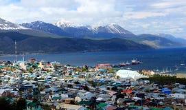 Ushuaia Royalty Free Stock Photo