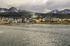 Ushuaia City Argentina Royalty Free Stock Image
