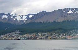 Ushuaia de salida Imagen de archivo