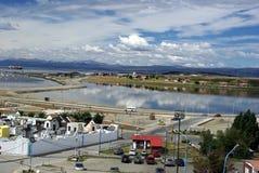 Ushuaia, la Argentina Foto de archivo libre de regalías
