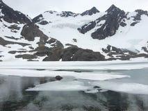 Ushuaia (la Argentina) Imágenes de archivo libres de regalías