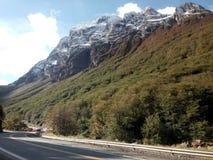 Ushuaia - la Argentina Fotos de archivo libres de regalías
