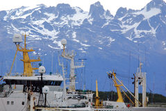 Ushuaia Stock Photo