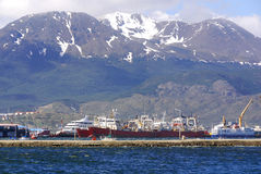 Ushuaia Royalty Free Stock Photography