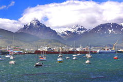 Ushuaia Royalty Free Stock Photography