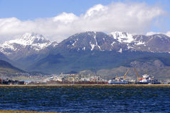 Ushuaia Stock Photo