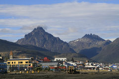 Ushuaia, Tierra del Fuego Royalty Free Stock Photo