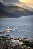 Ushuaia - Tierra Del Fuego - Patagonië - Argentinië Royalty-vrije Stock Foto's