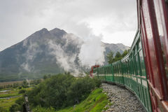 Ushuaia train Royalty Free Stock Images