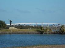 Usina bro Arkivbild