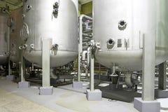 Usine chimique Image stock