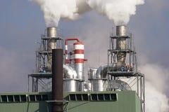 usine chimique photographie stock libre de droits