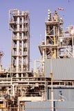 Usine chimique moderne Images stock