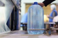 Usine d'eau potable  Photo libre de droits