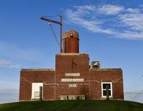 Usine d'usines hydrauliques Photos stock