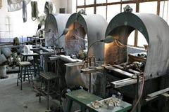Usine de Cloisonne, Pékin Image libre de droits