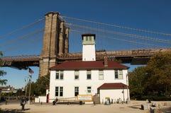 Usine de crême glacée à Brooklyn photos libres de droits