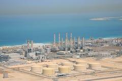 Usine de dessalement de l'eau Photos stock