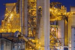 Usine de Hong Kong Cement image stock