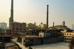 usine de l'abandon 798 Images libres de droits