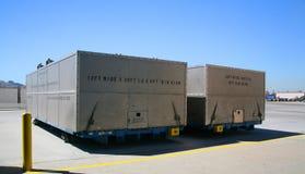 Usine de production de FactoryAirplane de production d'avion Image libre de droits
