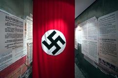 Usine de Schindlers à Cracovie, Pologne Photographie stock libre de droits