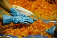 Usine de sucrerie Image stock