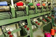 Usine de textile Photographie stock libre de droits