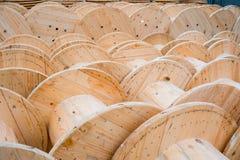 Usine de traitement de bois Image stock
