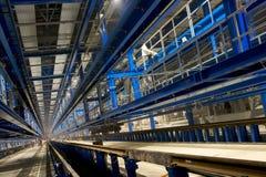 usine de zone à l'intérieur Photo libre de droits