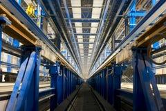 usine de zone à l'intérieur Image libre de droits