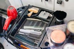 Usine des ciseaux de coiffeur photo libre de droits