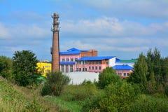 Usine des technologies de l'information dans Pereslavl-Zalessky, Russie Photographie stock libre de droits