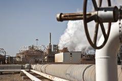 Usine géothermique la Californie photographie stock libre de droits