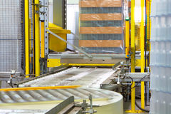 Usine industrielle Images stock