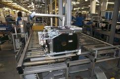 Usine production de lave vaisselle photos stock for Eclairage exterieur usine