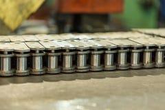 usine renforcement de machine L'assemblage du produit Photo libre de droits