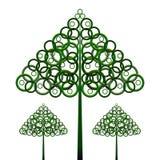 Usine verte de croissance d'arbre Images stock