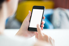 Free Using Modern Smartphone In Office Stock Images - 42747814