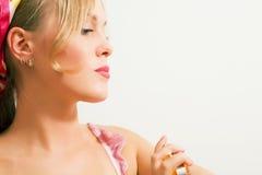 Using Perfume Stock Photography